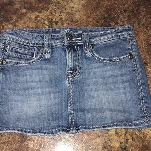 Miss Me Denim Skirt